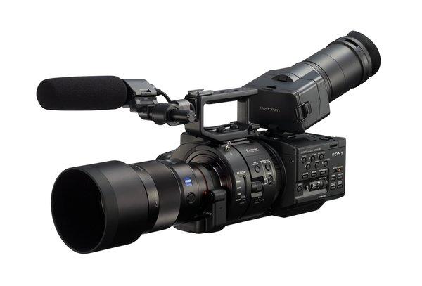 fs700 lens