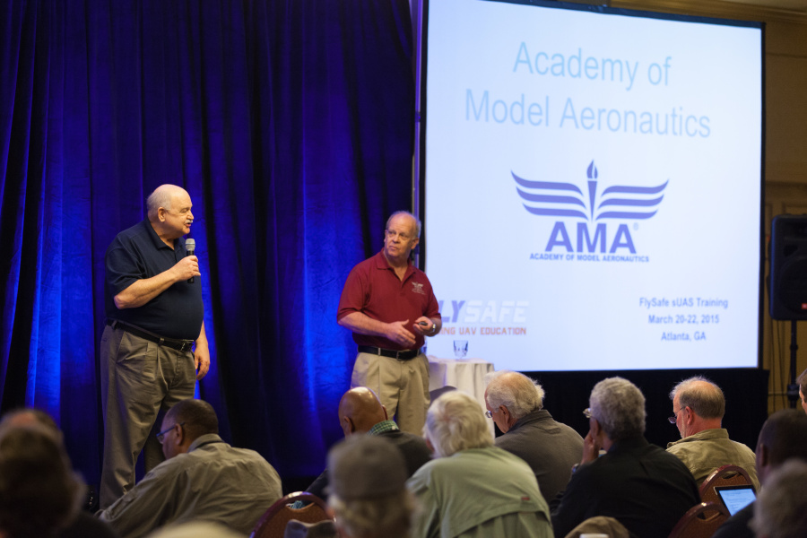 FLYSAFE Academy of Model Aeronautics