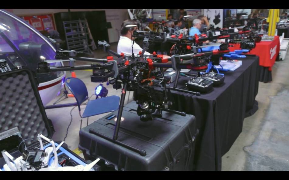 FLYSAFE Drone Expo