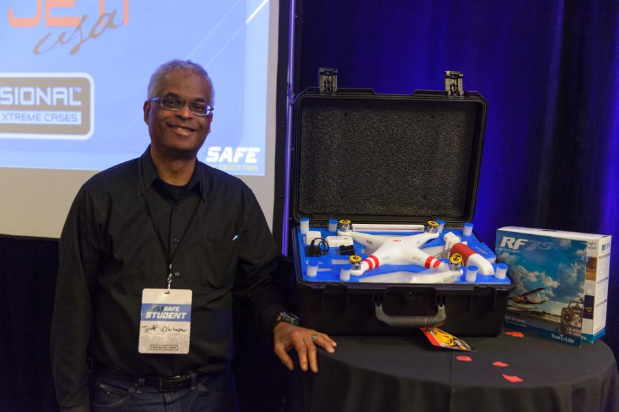 FLYSAFE Drone Giveaways